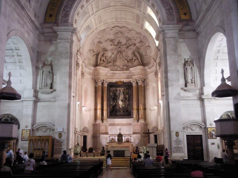 Fatima, o biserica