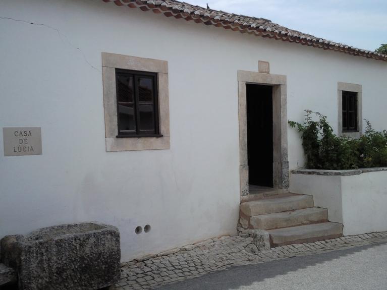 Fatima, casa Luciei
