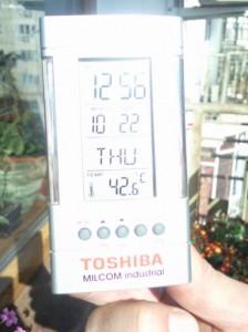 PE BUNE: temperatura de octombrie