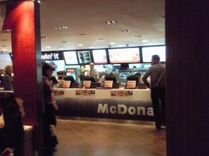 McDonald's Unirii