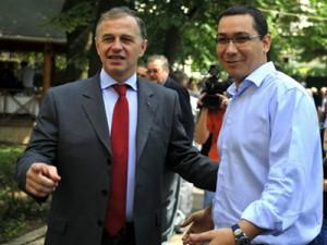 Geoana si Ponta pe vremea cand succesul era impartit - am luat poza de aici: http://www.pointpa.ro/blog/