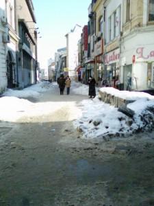 Lipscani, centrul istoric al Bucurestiului