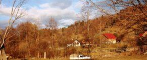 Pe dealurile Branului