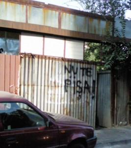 Nu e buda lui Umbrarescu, e doar o inscriptie din Balta Alba
