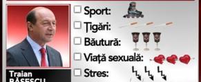 "La o clasificare a candidatilor dupa boli, Basescu a obtinut din campanie multe ""stele"" - sursa; Realitatea"