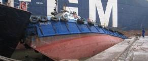 """Impingatorul Vadeni n-a rezistat in fata """"farmecului"""" brutal al portcontainerului"""