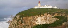 Farul din Cabo da Roca - foto Mihnea Ciulei