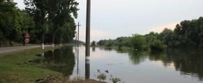 Dunarea s-a plictisit si ea de atatea inundatii