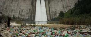 O imagine de asta vara, de la Barajul Bicaz