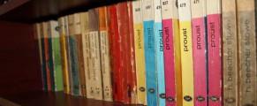 O parte din biblioteca mea