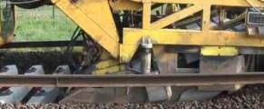 Masina de facut cale ferata