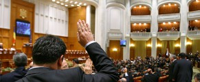 Un vot in parlament, pentru protectia neamului si propasirea bisericii