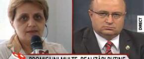 Romania - profesorii fac greva foamei, politicienii merg la curve