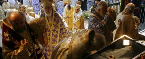 Unul din pelerinajele de la Patriahie - foto Mediafax