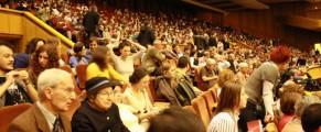 Publicul a fost, aseara, de toate varstele