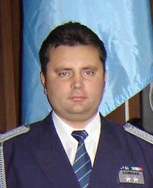 Soric Vasea Aurelian, seful politiei Neamt