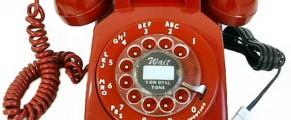 Telefonul fix nu stie sa numere secundele