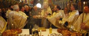 Biserica face pomeni cu banii statului