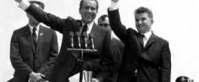 Nixon, pretinul Romaniei