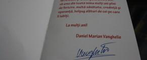 Felicitarea de la Vanghelie