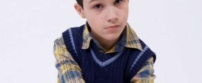 Vlad Stamate, 13 ani, cuceritor