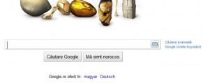 Brancusi onorat de Google