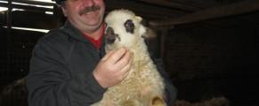 Un cioban din Brasov, cu care am avut onoarea sa mananc un bulz