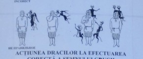 Efectul crucii asupra dracilor