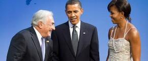 Obama-s fata cu DSK