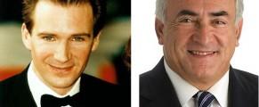 Ralph Fiennes si Domnique Strauss-Kahn