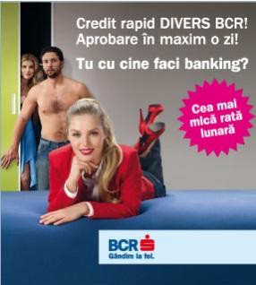 Nevasta BCR si infidelul ei sot