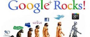 Google+, ultima etapa a evolutiei omului