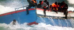 Val de imigranti africani pe coastele Italiei