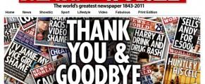 Ultima editie News of the world