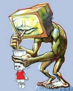 TV addicted