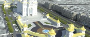 Catedrala Neamului, deocamdată o butaforie