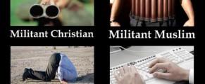 Cum luptă unii pentru credințele lor