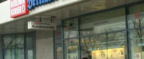 Sediul Berliner Zeitung din Alexanderplatz