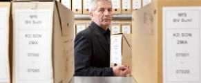 Roland Jahn, intre dosarele Stasi