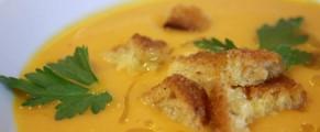 Supă de dovleac