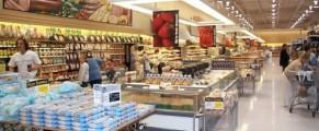 Un supermarket