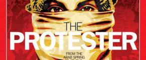 Protestatarul, omul anului 2011 desemnat de revista Time