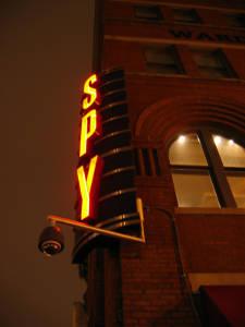 Spy hotel Romania