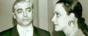 Paul și Lia pe vremea când el era mai bătrân și ea mai tânără