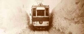București în iarna din 1954