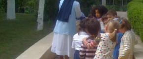 La grădinița catolică Miss se numește Soră