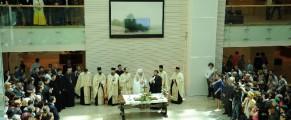 Patriahul Daniel a sfințit Biblioteca națională