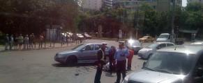 Accidentul de pe Mihai Bravu