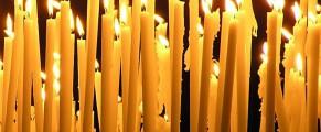 Lumânările democrației