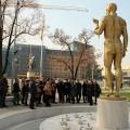 Skopje, Macedonia: sărăcie și statui pe datorie